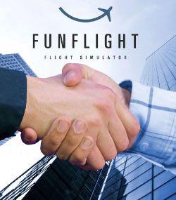 funflight firmaarrangement